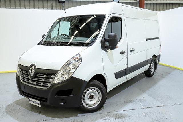Used Renault Master X62 MY15 (nbi) SWB Low Canning Vale, 2017 Renault Master X62 MY15 (nbi) SWB Low White 6 Speed Automated Manual Van
