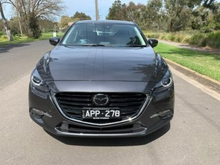 2017 Mazda 3 BN Series SP25 Astina Grey Sports Automatic Hatchback