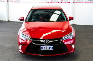 2016 Toyota Camry ASV50R MY15 Atara SX Wildfire 6 Speed Automatic Sedan.