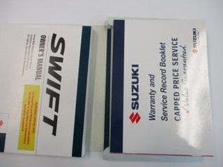 2017 Suzuki Swift AZ GLX Turbo Premium Silver 6 Speed Sports Automatic Hatchback