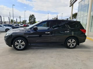 2017 Nissan Pathfinder R52 Series II MY17 ST-L X-tronic 4WD Black 1 Speed Constant Variable Wagon.