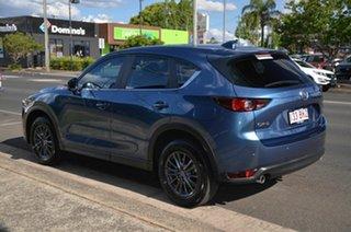 2021 Mazda CX-5 CX5K Maxx Sport (FWD) Blue 6 Speed Automatic Wagon