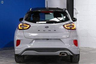 2021 Ford Puma JK 2021.75MY ST-Line Grey Matter 7 Speed Sports Automatic Dual Clutch Wagon.