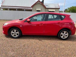 2013 Mazda 3 BM5476 Maxx SKYACTIV-MT Red 6 Speed Manual Hatchback.