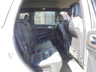 2013 Jeep Grand Cherokee WK MY2014 Laredo 4x2 White 8 Speed Sports Automatic Wagon