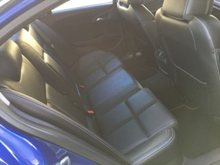 2015 Holden Commodore VF Series II SS V Redline Blue Sports Automatic