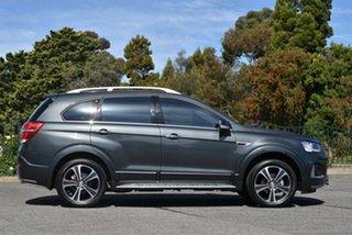 2016 Holden Captiva CG MY16 LTZ AWD Grey 6 Speed Sports Automatic Wagon