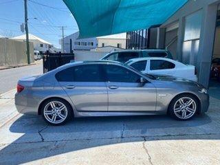 2015 BMW 535i F10 MY15 Luxury Line Grey 8 Speed Automatic Sedan.