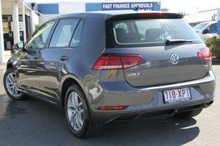 2017 Volkswagen Golf 7.5 MY17 110TSI DSG Tungsten Silver/cloth 7 Speed Sports Automatic Dual Clutch.