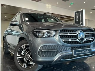 2020 Mercedes-Benz GLE-Class V167 801MY GLE300 d 9G-Tronic 4MATIC Grey 9 Speed Sports Automatic.