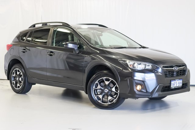 Used Subaru XV G5X MY18 2.0i-L Lineartronic AWD Wangara, 2018 Subaru XV G5X MY18 2.0i-L Lineartronic AWD Grey 7 Speed Constant Variable Wagon