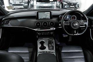 2018 Kia Stinger CK MY18 GT Fastback Black 8 Speed Sports Automatic Sedan.