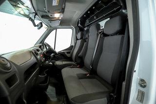 2017 Renault Master X62 MY15 (nbi) SWB Low White 6 Speed Automated Manual Van