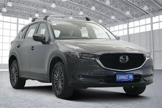 2019 Mazda CX-5 KF4WLA Maxx SKYACTIV-Drive i-ACTIV AWD Sport Grey 6 Speed Sports Automatic Wagon.