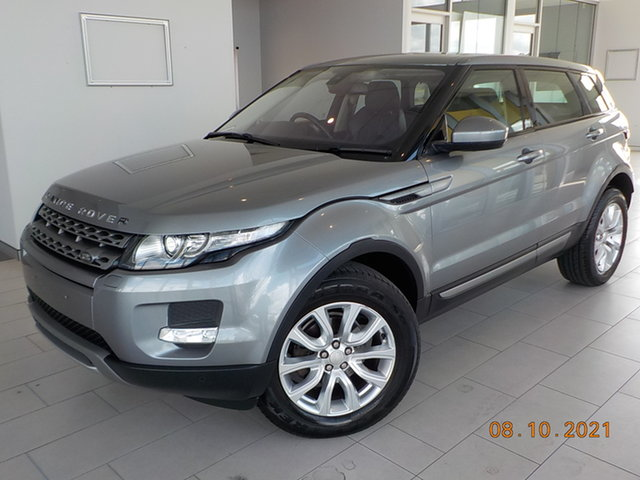Used Land Rover Range Rover Evoque L538 MY14 Pure Garbutt, 2014 Land Rover Range Rover Evoque L538 MY14 Pure Grey 9 Speed Sports Automatic Wagon