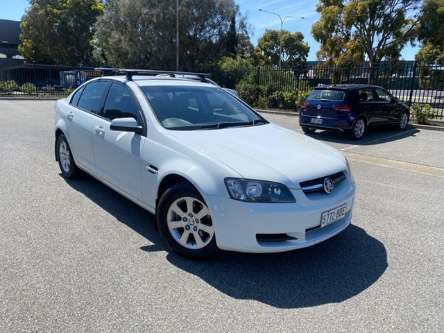 Used Holden Commodore VE Omega Mile End, 2008 Holden Commodore VE Omega White 4 Speed Automatic Sedan