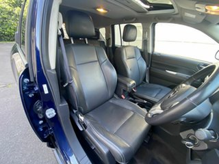 2015 Jeep Compass MK MY15 Limited Blue 6 Speed Sports Automatic Wagon