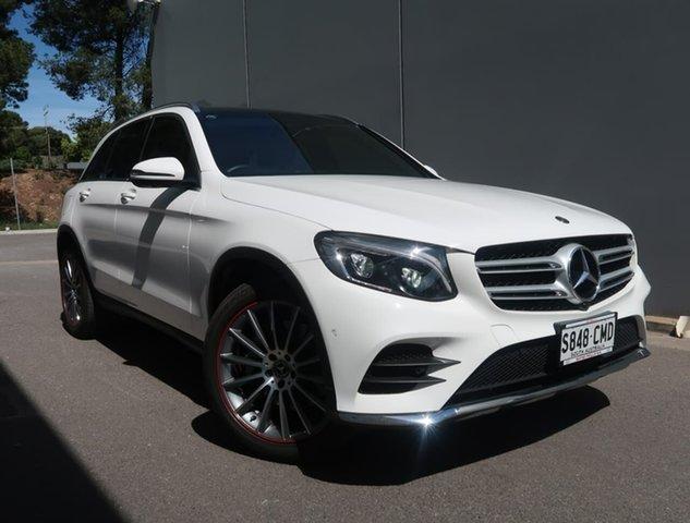 Used Mercedes-Benz GLC-Class X253 809MY GLC200 9G-Tronic Reynella, 2019 Mercedes-Benz GLC-Class X253 809MY GLC200 9G-Tronic White 9 Speed Sports Automatic Wagon