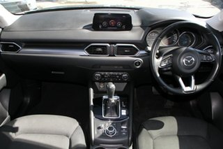 2017 Mazda CX-5 KF2W7A Maxx SKYACTIV-Drive FWD Sport Machine Grey 6 Speed Sports Automatic Wagon