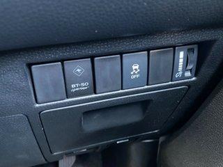 2021 Mazda BT-50 TFS40J XTR True Black 6 Speed Sports Automatic Utility
