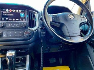 2017 Holden Colorado RG MY17 LTZ (4x4) Summit White 6 Speed Automatic Crew Cab Pickup