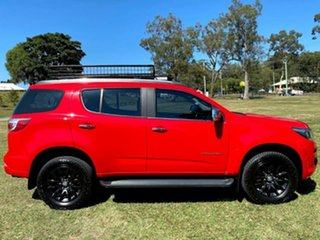 2016 Holden Colorado 7 RG MY16 LTZ Red 6 Speed Sports Automatic Wagon.