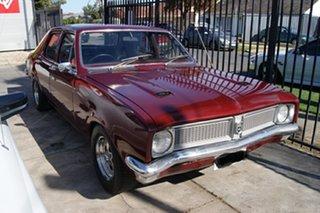 1970 Holden Kingswood HG Burgundy 3 Speed Manual Sedan.
