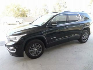 2019 Holden Acadia AC MY19 LTZ (2WD) Mineral Black 9 Speed Automatic Wagon.