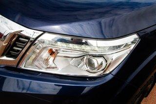 2017 Nissan Navara D23 S2 ST-X Blue 6 Speed Manual Utility