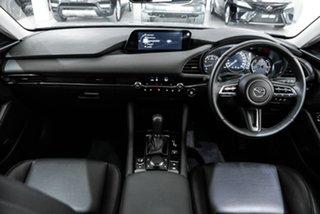 2020 Mazda 3 BP2SLA G25 SKYACTIV-Drive Astina Silver 6 Speed Sports Automatic Sedan.