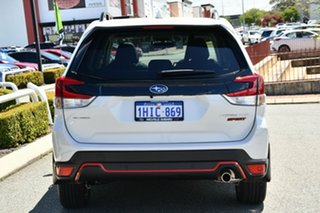 2020 Subaru Forester S5 MY21 2.5i Sport CVT AWD Crystal White 7 Speed Constant Variable Wagon