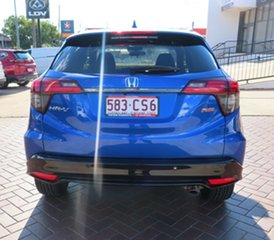 2021 Honda HR-V MY21 RS Brilliant Sporty Blue Continuous Variable Wagon