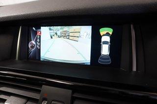 2014 BMW X3 F25 LCI MY0414 xDrive20d Steptronic Black 8 Speed Automatic Wagon