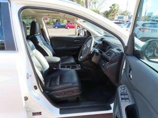2015 Honda CR-V 30 Series 2 VTi-L (4x4) White 5 Speed Automatic Wagon