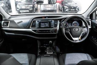 2015 Toyota Kluger GSU55R GX AWD Silver 6 Speed Sports Automatic Wagon.