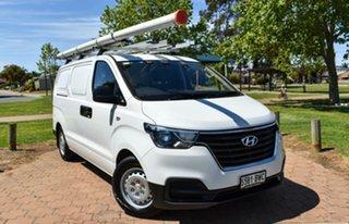 2018 Hyundai iLOAD TQ4 MY19 White 6 Speed Manual Van.