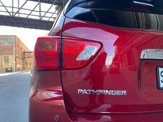 2019 Nissan Pathfinder R52 Series III MY19 ST X-tronic 2WD Maroon 1 Speed Constant Variable Wagon