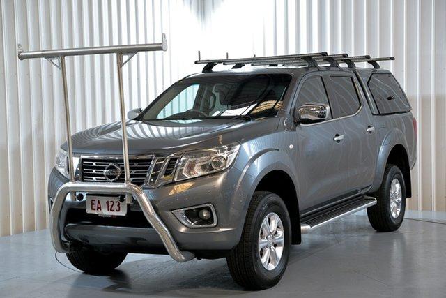 Used Nissan Navara D23 ST Hendra, 2015 Nissan Navara D23 ST Grey 7 Speed Sports Automatic Utility