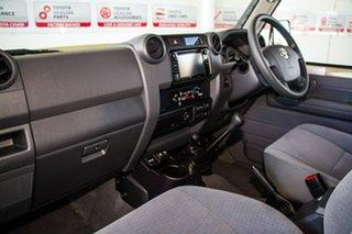 2021 Toyota Landcruiser VDJ76R GXL Sandy Taupe 5 Speed Manual Wagon