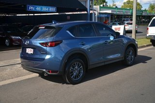 2021 Mazda CX-5 CX5K Maxx Sport (FWD) Blue 6 Speed Automatic Wagon.