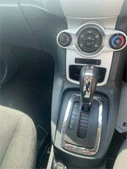 2011 Ford Fiesta WT Zetec Gray 6 Speed Automatic Hatchback