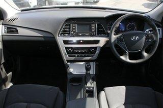 2016 Hyundai Sonata LF3 MY17 Active Ice White Pearl/black 6 Speed Sports Automatic Sedan