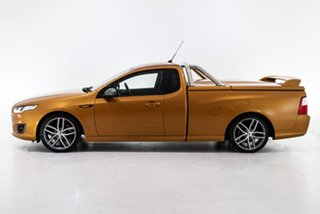 2014 Ford Falcon FG X XR6 Ute Super Cab Turbo Gold 6 Speed Sports Automatic Utility