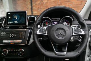 2015 Mercedes-Benz GLE-Class W166 GLE250 d 9G-Tronic 4MATIC Iridium Silver 9 Speed Semi Auto Wagon