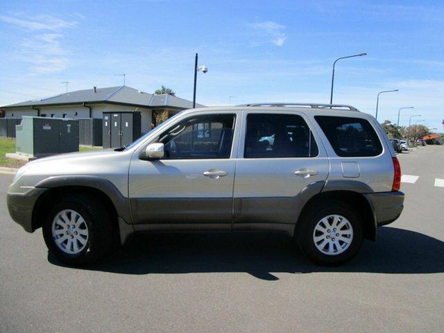 Used Mazda Tribute MY06 V6 Glenelg, 2006 Mazda Tribute MY06 V6 Silver 4 Speed Automatic Wagon