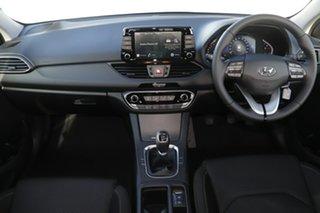 2021 Hyundai i30 PD.V4 MY21 Phantom Black 6 Speed Manual Hatchback