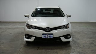 2018 Toyota Corolla ZRE182R ZR S-CVT Crystal Pearl 7 Speed Constant Variable Hatchback