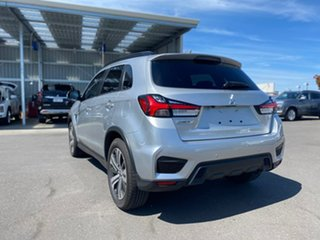 2020 Mitsubishi ASX XD MY20 Exceed 2WD Silver 1 Speed Constant Variable Wagon