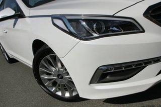 2016 Hyundai Sonata LF3 MY17 Active Ice White Pearl/black 6 Speed Sports Automatic Sedan.