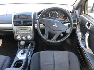 2007 Mitsubishi 380 DB Series 2 ES Silver 5 Speed Sports Automatic Sedan